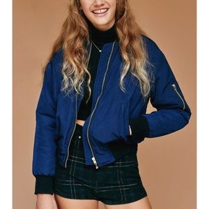 Unif Urban Outfitters Bomber Jacket